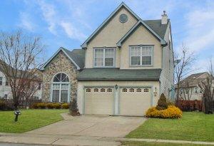 Home sold in Mt. Laurel, NJ  08054 - Burlington CountyBurlington County
