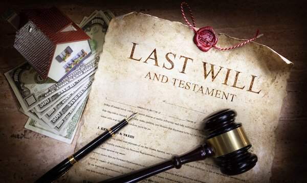 A Will for an Inherited House for Sale