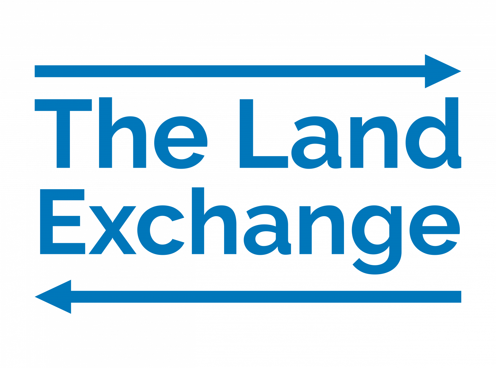 The Land Exchange logo