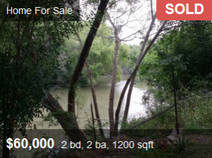 Sold investment property