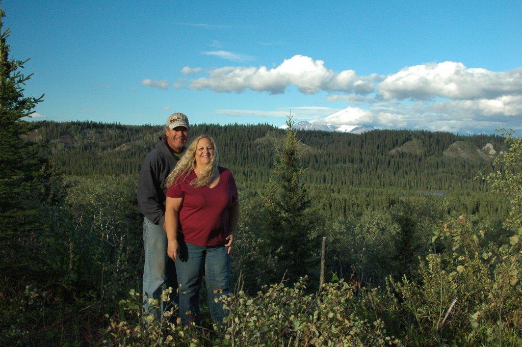 Roy and Kayla Alaska