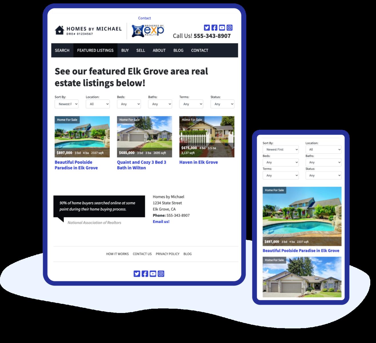 property listing tools