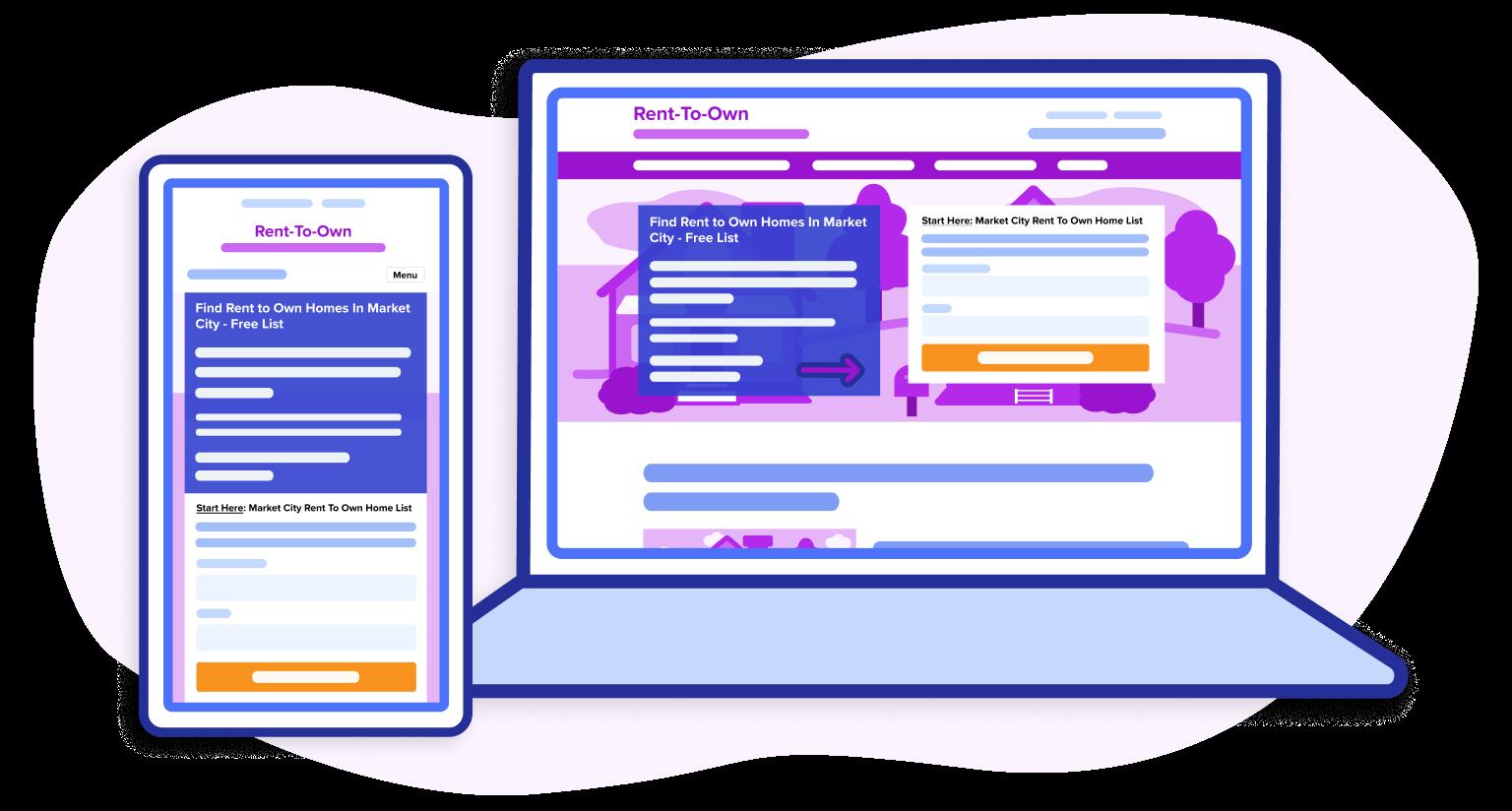 rent to own websites