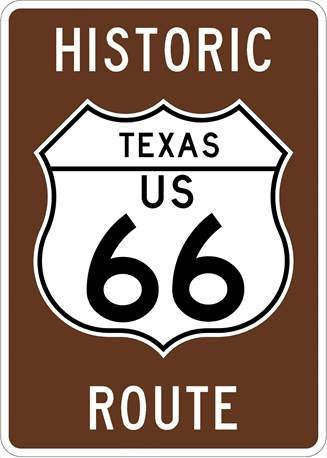 This image has an empty alt attribute; its file name is ApprovedTexas66Corridorsign-327x458-1.jpg