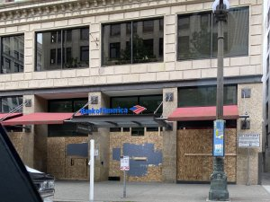 Boarded Up REO Properties Are Protected From Vandals