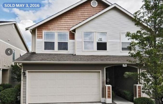 Sold Townhouse - Lynnwood WA