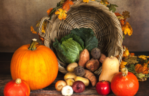 Festive fall decorations can enhance fall homes for sale in Seattle.