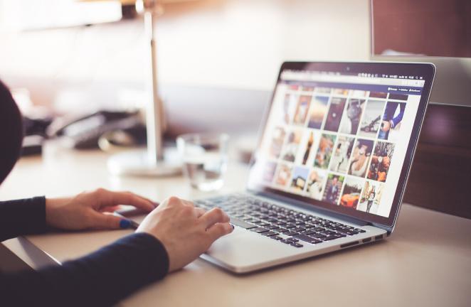 Online real estate marketing