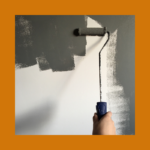 Repainting your walls is a great investment.