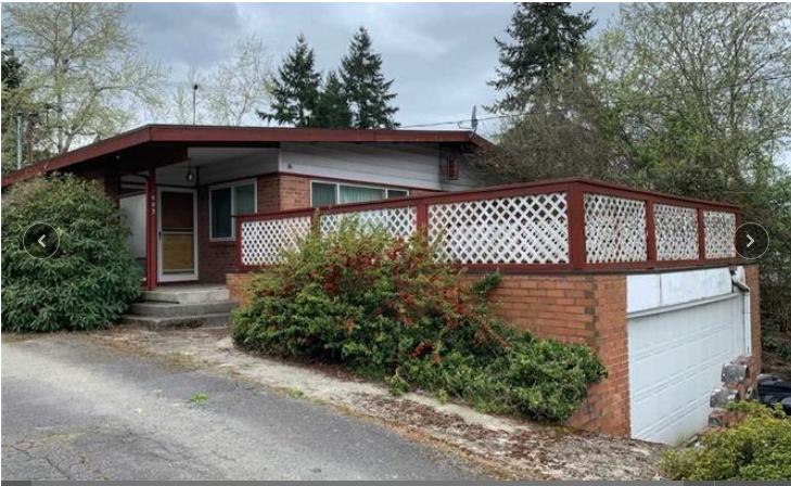 House Hack Seattle  - Des Moines Duplex