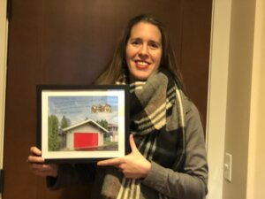 Real Estate Gift For Happy New Home Owners In Shoreline, WA from Emily Cressey.