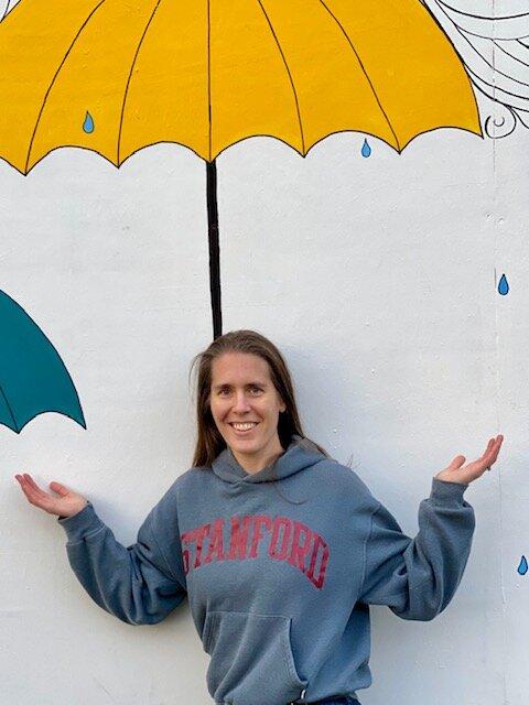 Relocating to Shoreline WA - umbrella