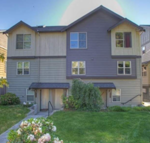 House Hack Townhome Seattle