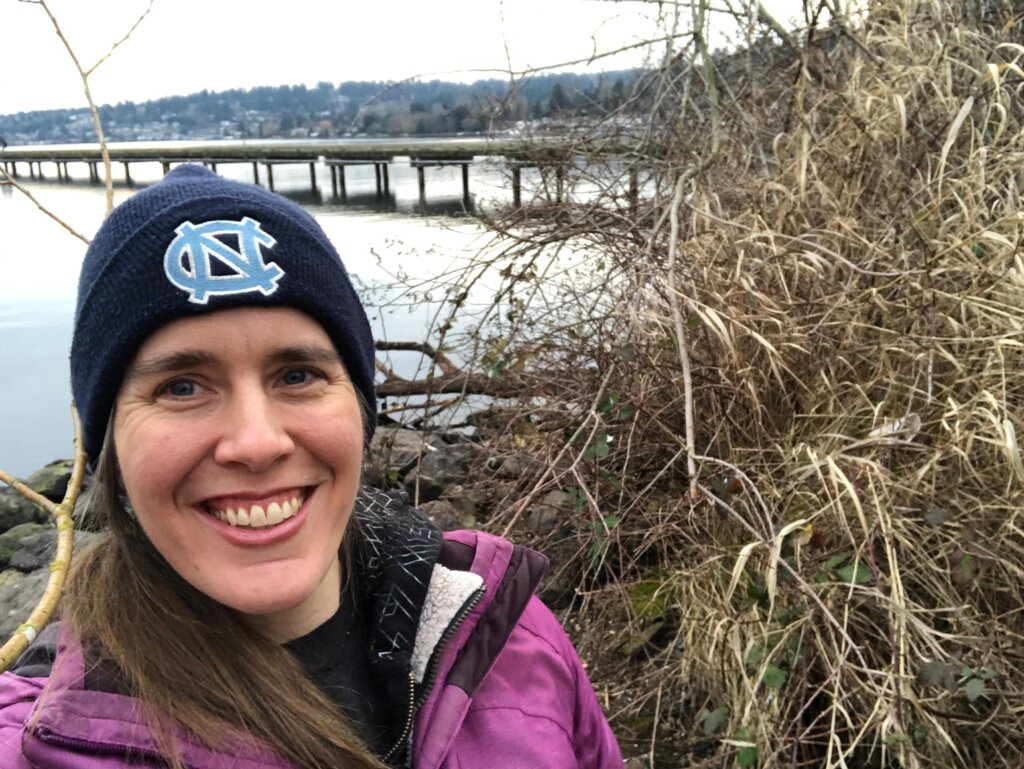 Living in Seattle, WA  - Visiting Kenmore