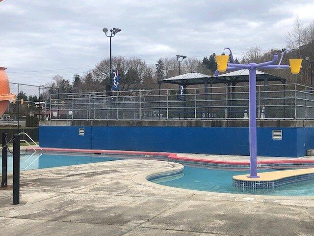 Renton Community Pool Henry Moses Aquatic Center