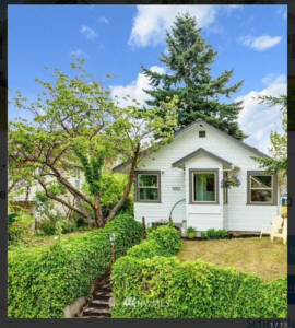 House hack with roommates in this 4-bedroom house?