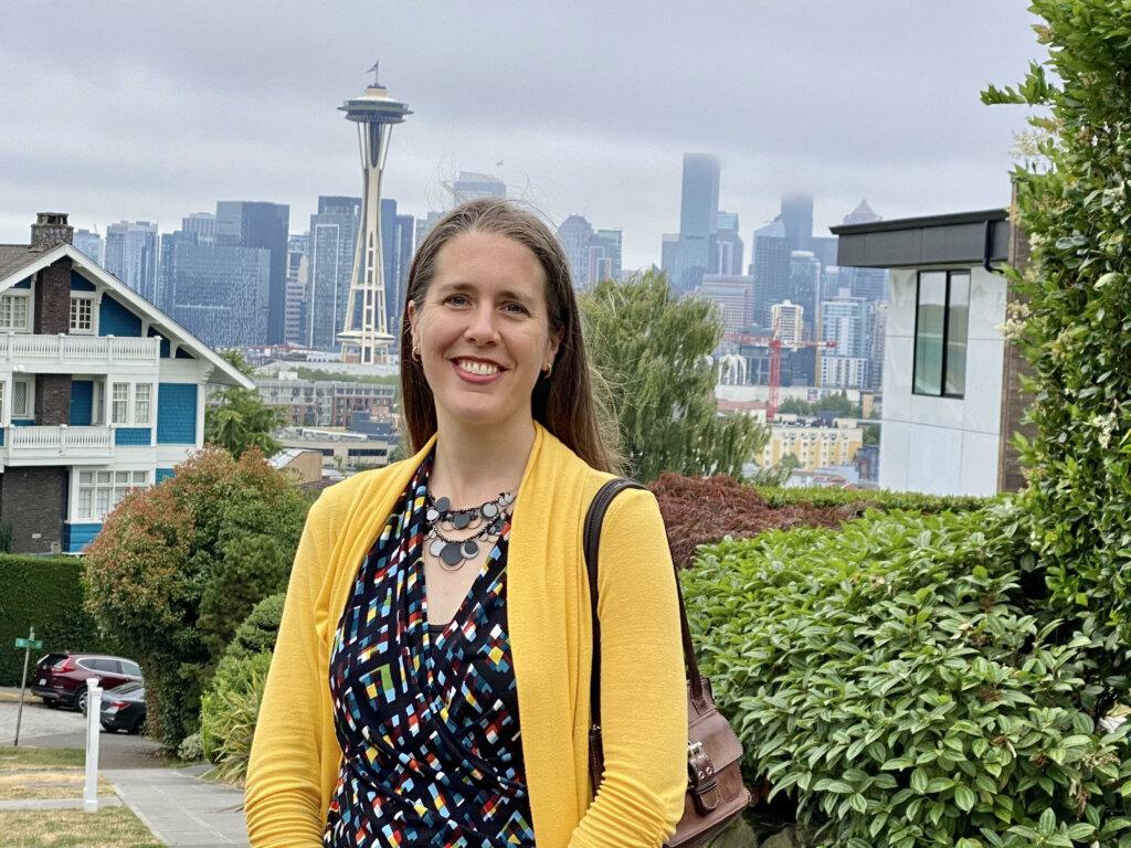 Emily Cressey, Seattle, WA