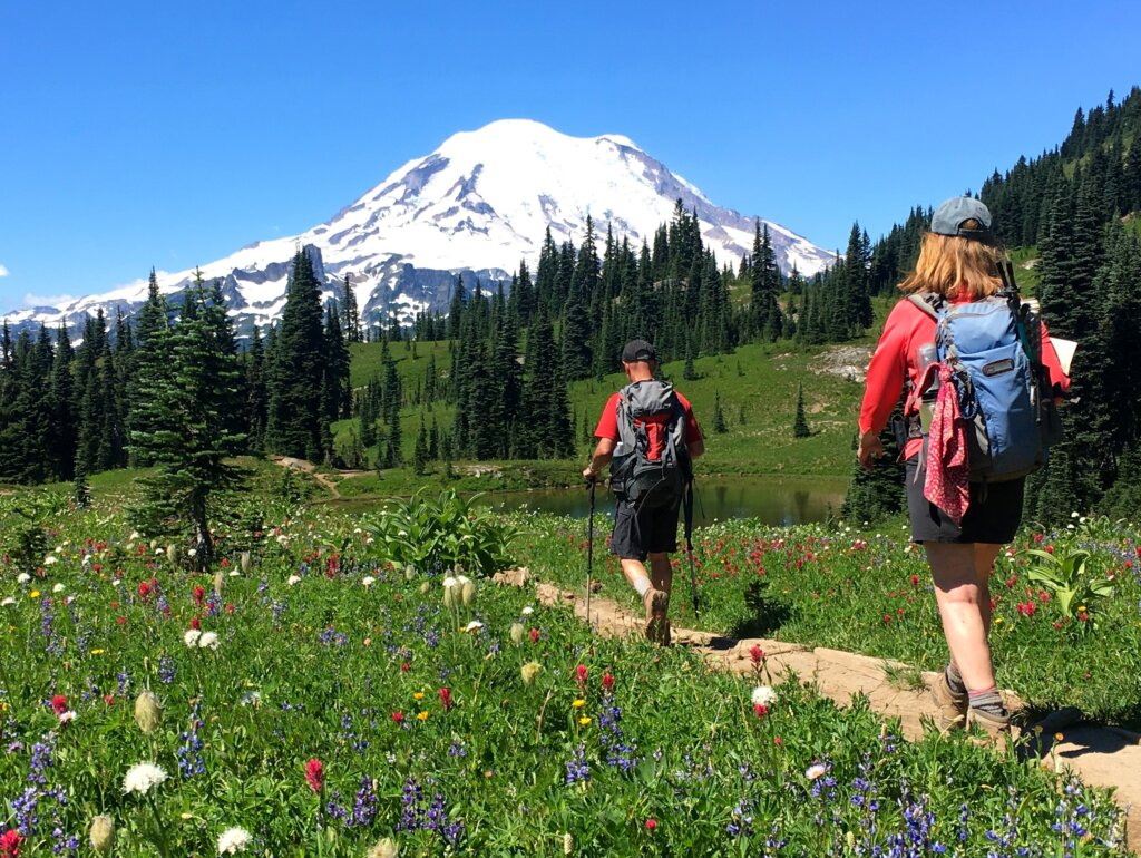 Living in Seattle, WA Offers Hiking