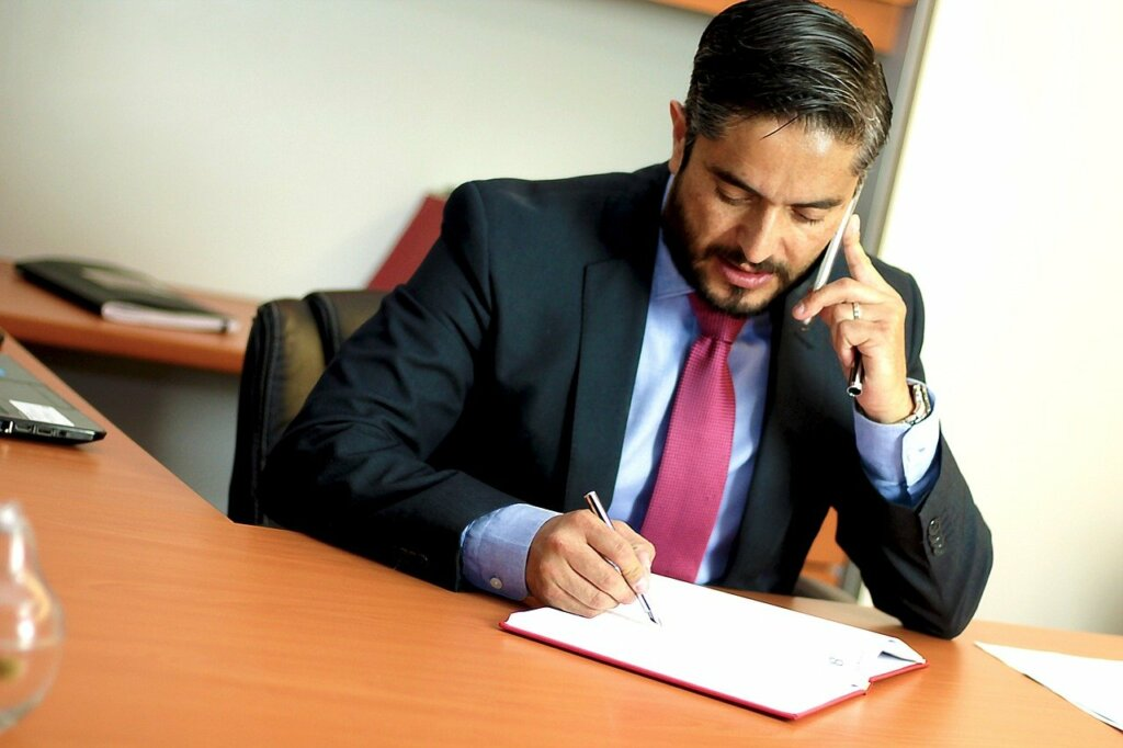 real estate attorney closing a house transaction
