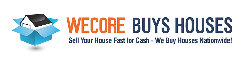 WECORE Buys Houses Logo Final