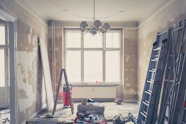 home needs repairs