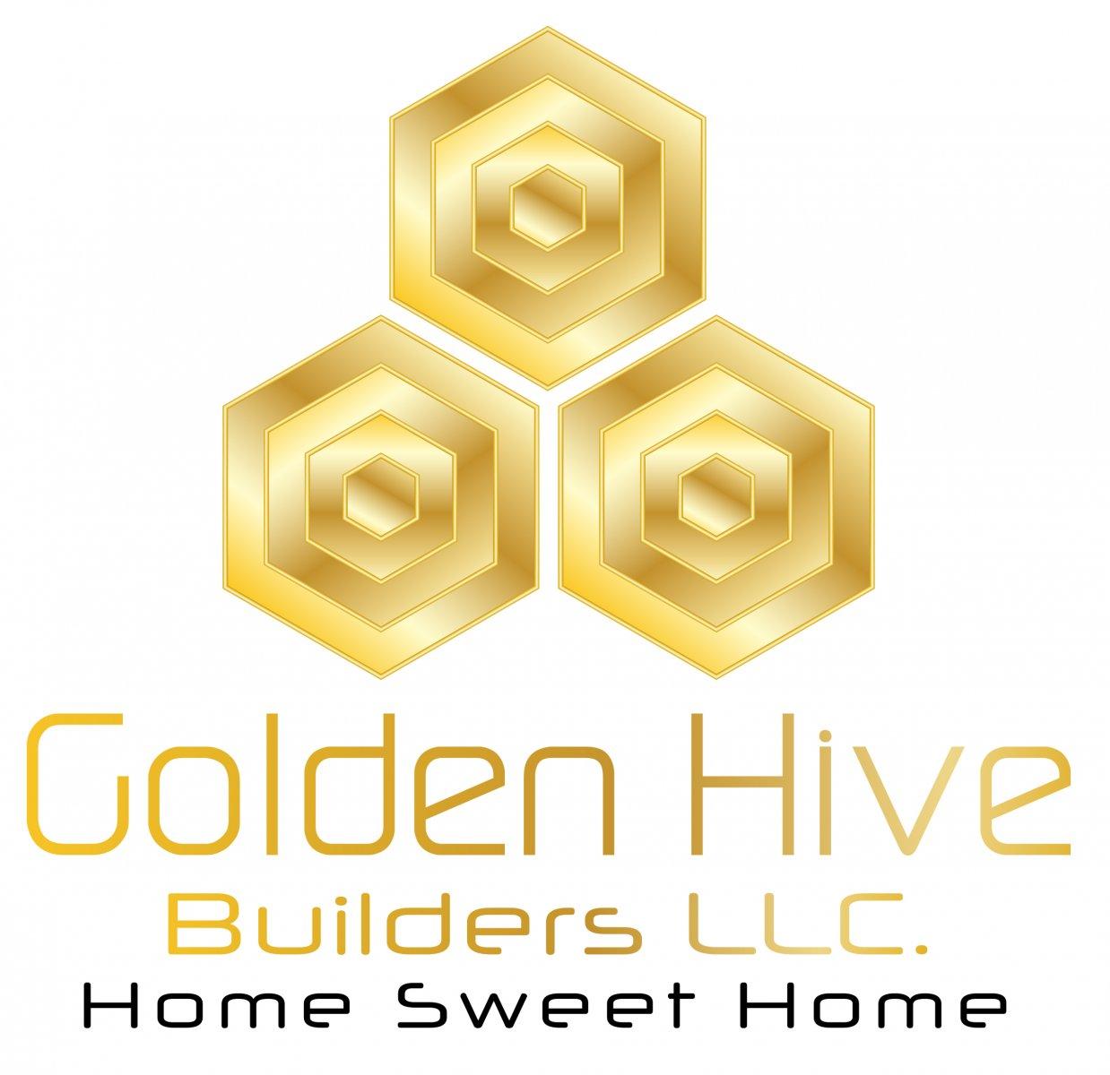 Golden Hive Builders logo