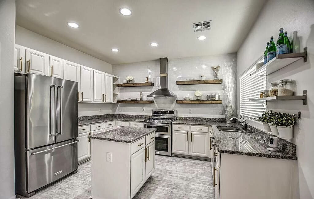 Upgraded Kitchen Sold Listing