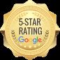 We buy houses Atlanta cash Google 5 star logo