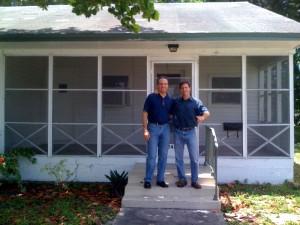 Michael Stern and David Bloom