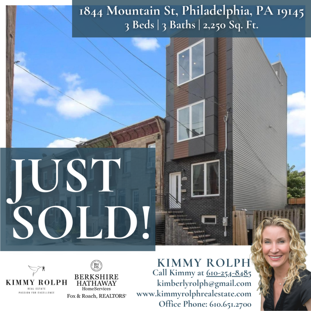 1844 Mountain St. Sold By Kimmy Rolph