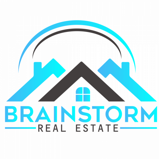 Brainstorm Real Estate  logo