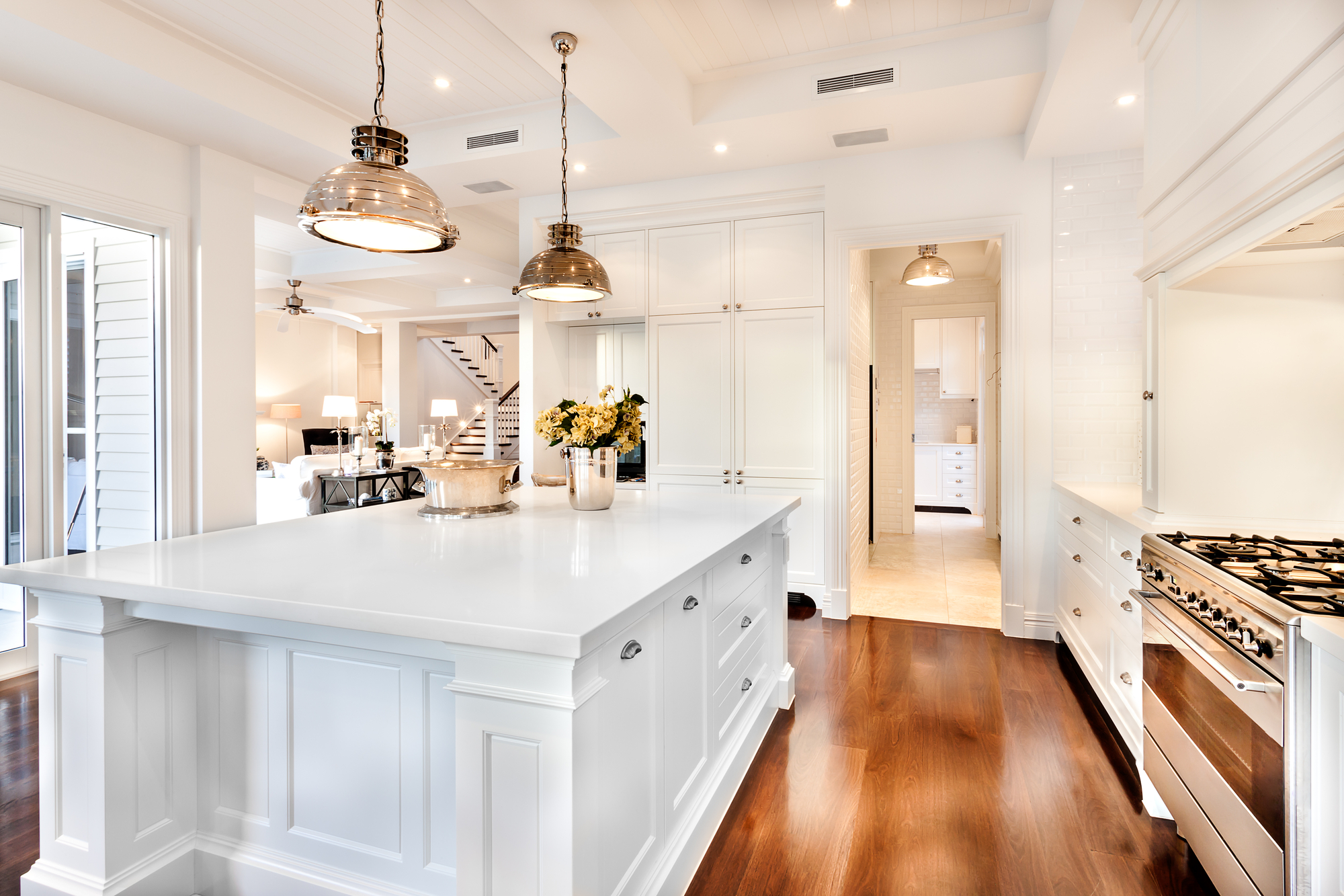 kitchen of home for sale in cypress, tx
