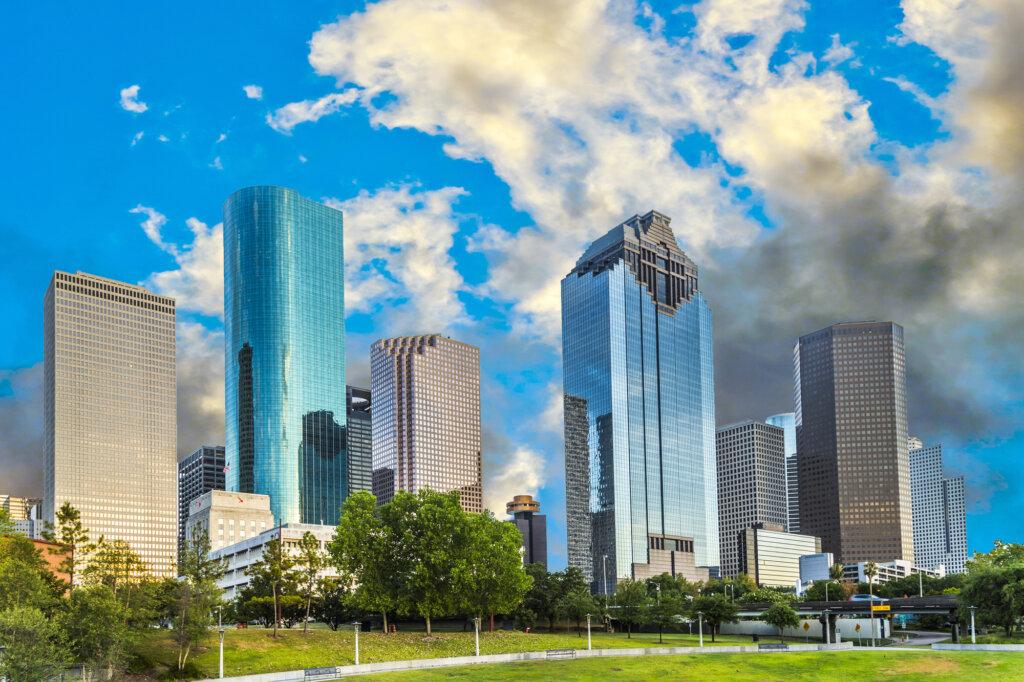 Relocating to Houston Texas