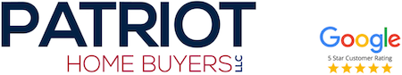 Patriot Home Buyers logo