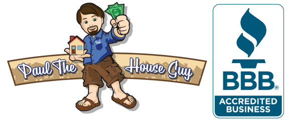 Paul The House Guy  logo