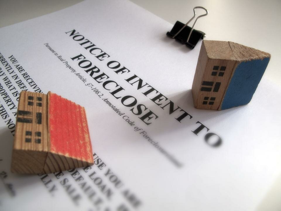 New Jersey Landlords and Foreclosure