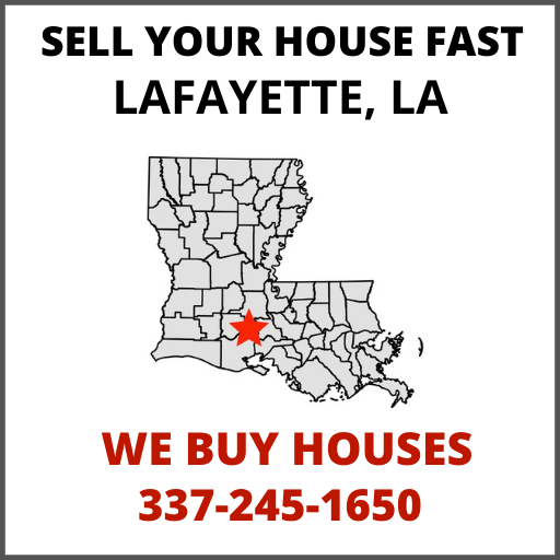 Sell Your House Fast In Lafayette, LA