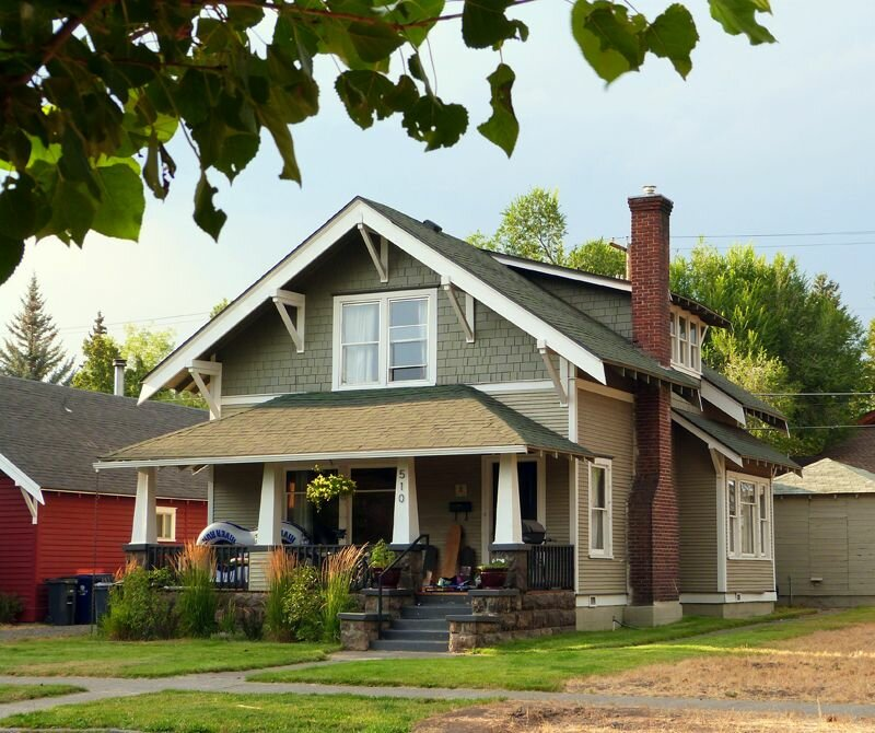 A house in Bend, Oregon.