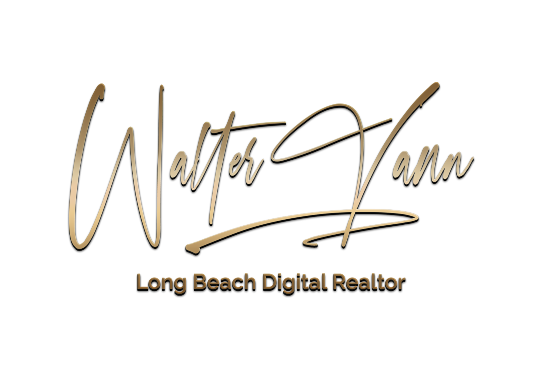 The Long Beach Digital Realtor logo