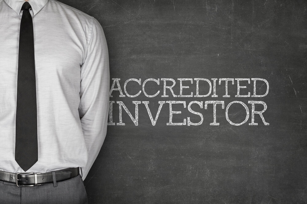accredited investor requirements benefits