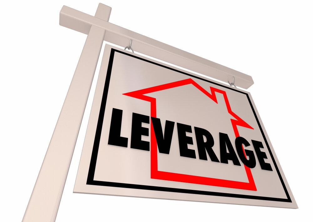 leverage real estate types