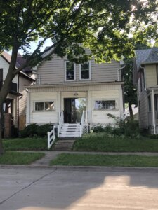 House in Milwaukee
