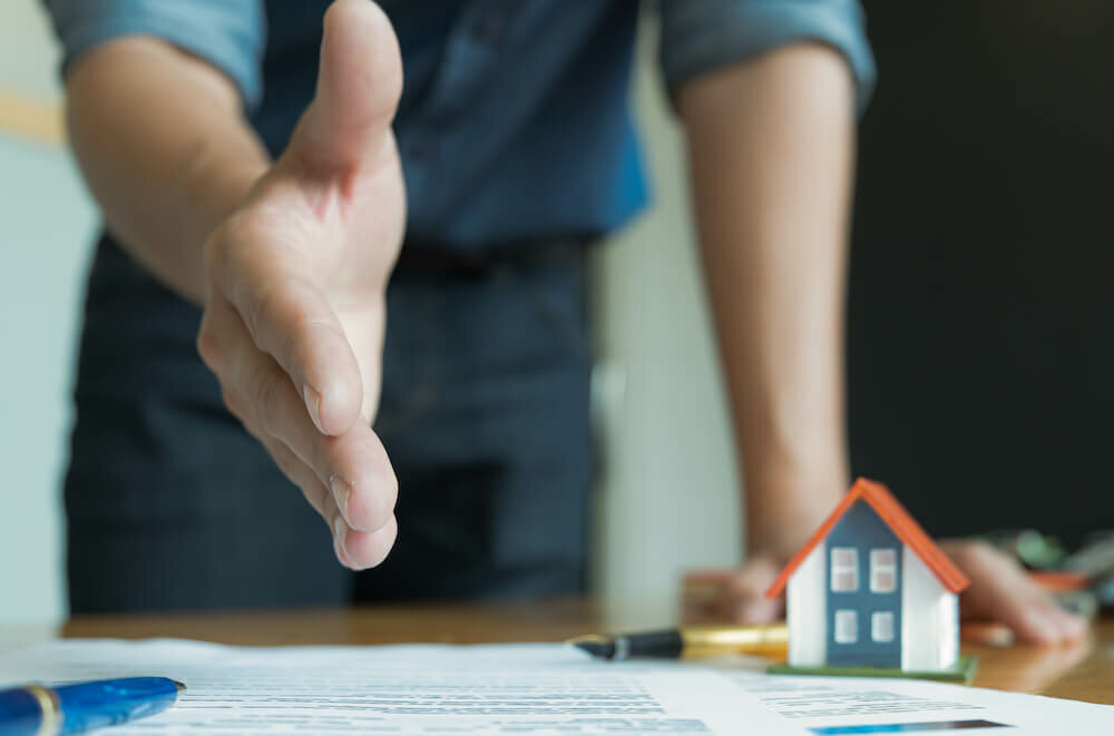 step 4 in the process of selling a house for cash is to close the sale