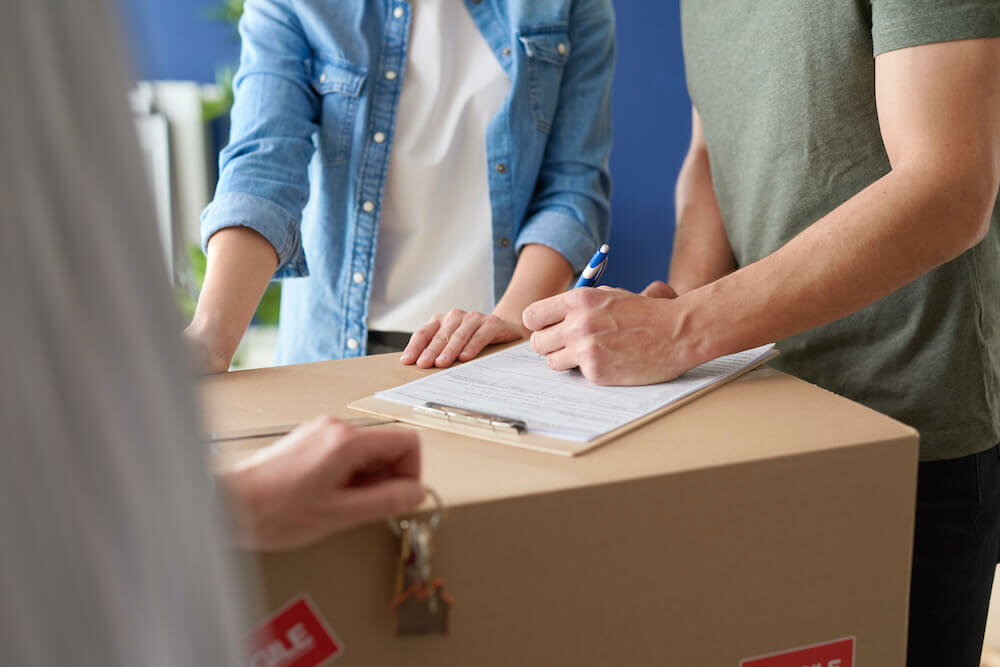 the next step in the process of selling a house for cash involves signing a purchase agreement