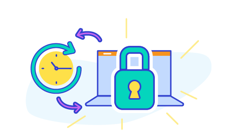 Carrot site security illustration