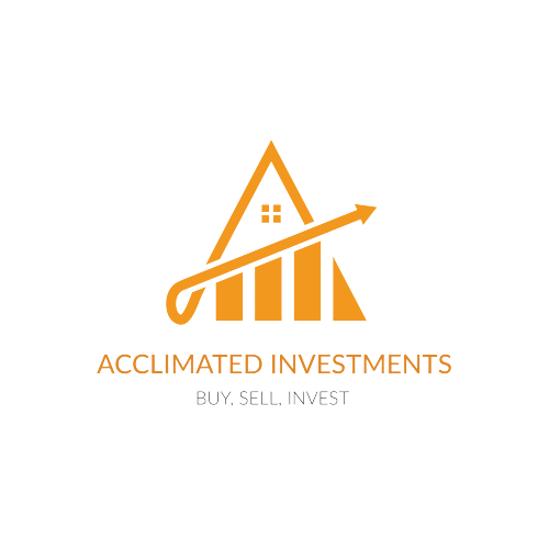 Acclimated Homes For Sell logo