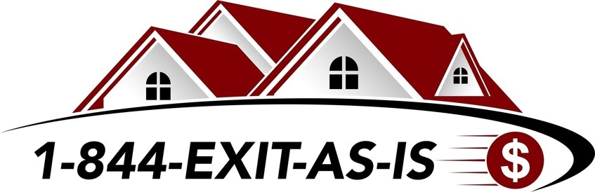 Exit As Is  logo