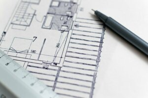 Holding property due to bigger building plans