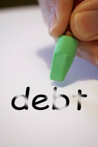 Deficiency debt when selling home to avoid foreclosure