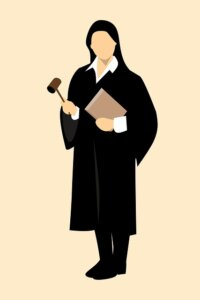 attend court hearings for probate property